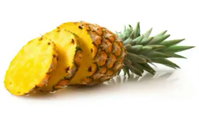 Piña, fruta tropical