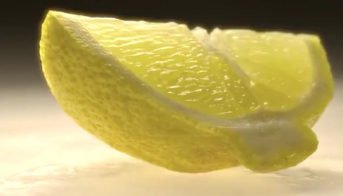 El Limón es rica fuente de vitamina C