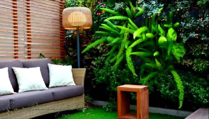 6 plantas ideales para un Jardín vertical