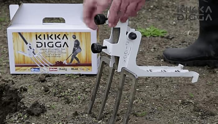 Suplemento para herramientas excavadoras